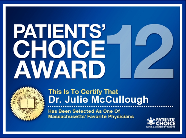 Dr. Julie McCullough